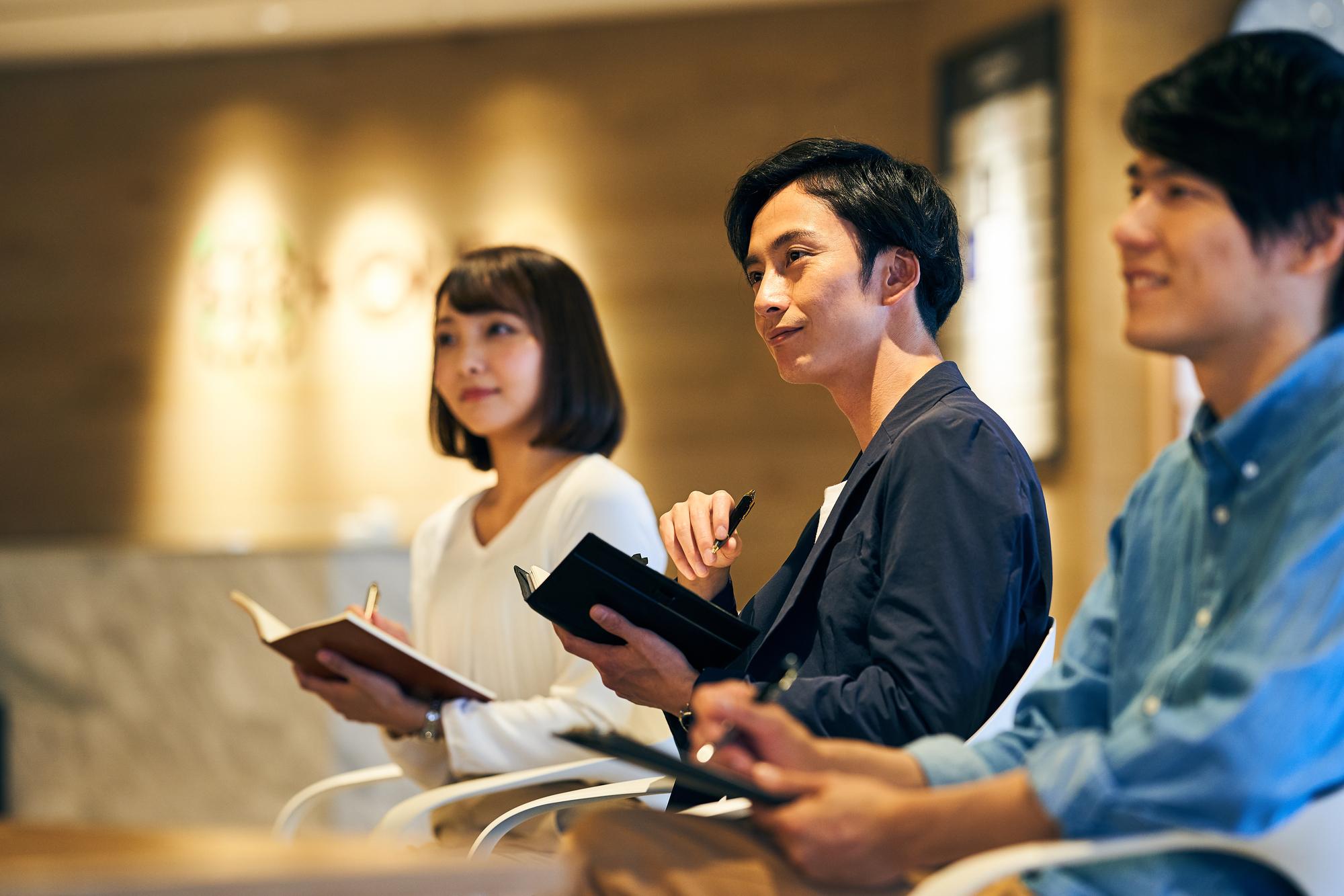 内定者研修を成功に導く4つのポイント|内定者辞退を防ぐための研修内容を紹介